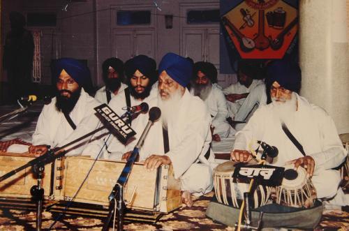 Adutti Gurmat Sangeet Samellan 1995 (2)