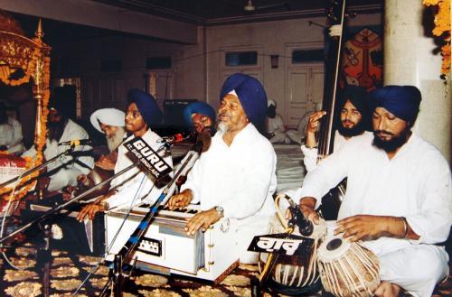 Adutti Gurmat Sangeet Samellan 1995 (3)