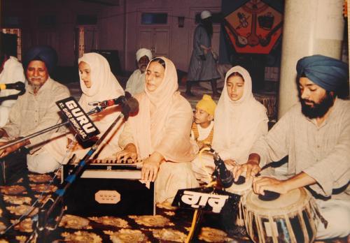 Adutti Gurmat Sangeet Samellan 1995 (4)