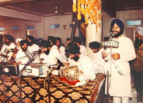 Adutti Gurmat Sangeet Samellan 1995 (6)