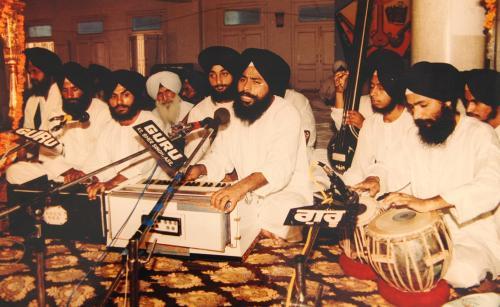 Adutti Gurmat Sangeet Samellan 1995 (7)