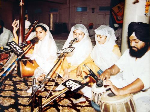 Adutti Gurmat Sangeet Samellan 1995 (8)