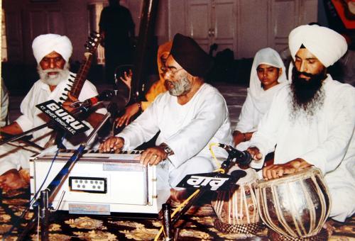 Adutti Gurmat Sangeet Samellan 1995 (9)