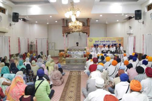 17th Barsi Samagam Sant Baba Sucha Singh ji 16 August, 2019