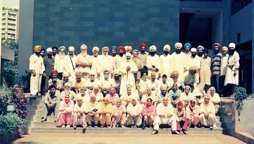 Bhagat Namdev & Sri Guru Granth Sahib audiance (30)