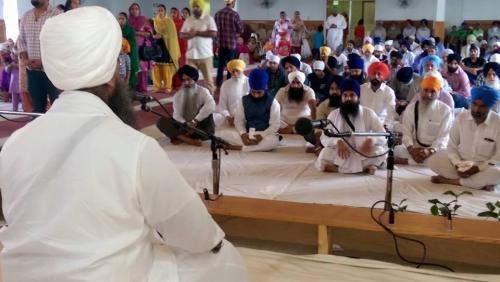 Sant Baba Amir Singh ji Canada tour 2014 2