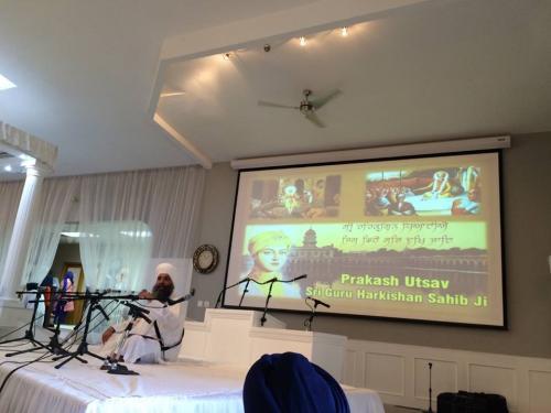 Sant Baba Amir Singh ji Canada tour 2014 5