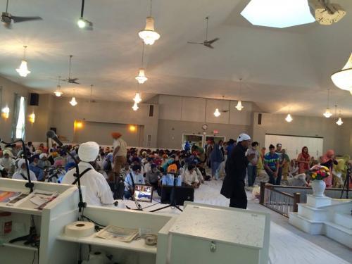 Sant Baba Amir Singh ji Canada tour 2014 8