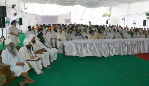 Concept Of Knowledge in Sikhism Seminar was organized by Vismaad Naad, Ludhiana (12)