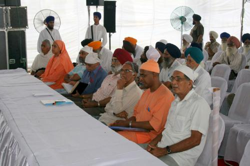 Concept Of Knowledge in Sikhism Seminar was organized by Vismaad Naad, Ludhiana (14)