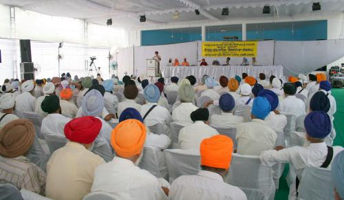 Concept Of Knowledge in Sikhism Seminar was organized by Vismaad Naad, Ludhiana (15)