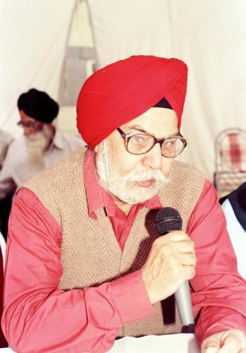 Concept of five Beloved (Panj Piyare) in Sikhism seminar (1)