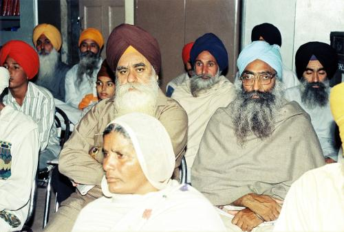 Concept of five Beloved (Panj Piyare) in Sikhism seminar (100)