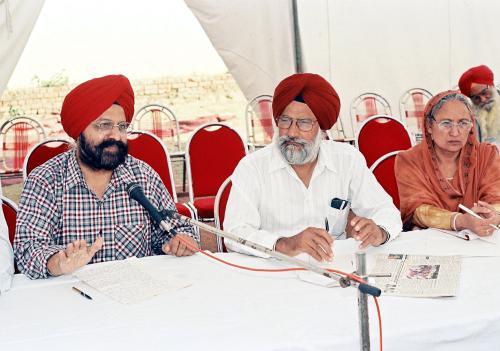 Concept of five Beloved (Panj Piyare) in Sikhism seminar (101)