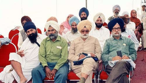 Concept of five Beloved (Panj Piyare) in Sikhism seminar (104)