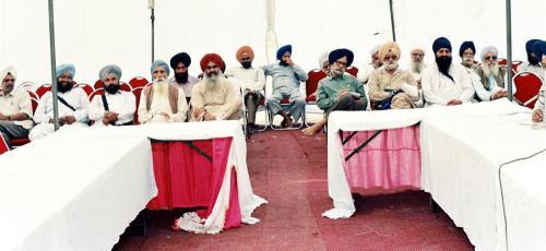 Concept of five Beloved (Panj Piyare) in Sikhism seminar (108)