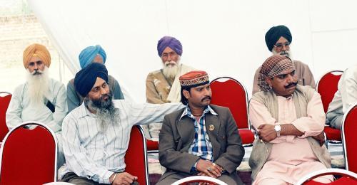 Concept of five Beloved (Panj Piyare) in Sikhism seminar (110)