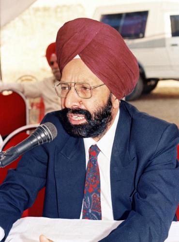 Concept of five Beloved (Panj Piyare) in Sikhism seminar (13)