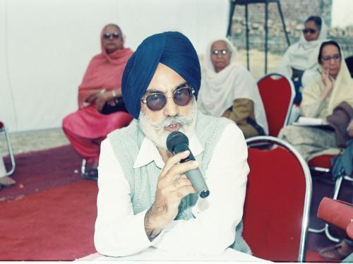 Concept of five Beloved (Panj Piyare) in Sikhism seminar (14)