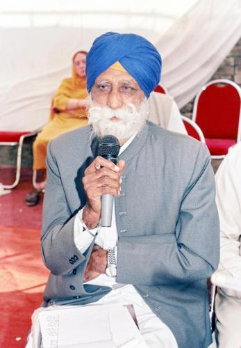 Concept of five Beloved (Panj Piyare) in Sikhism seminar (23)