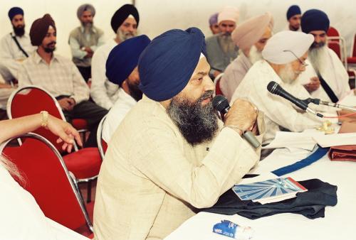 Concept of five Beloved (Panj Piyare) in Sikhism seminar (25)