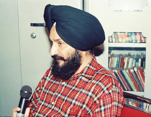 Concept of five Beloved (Panj Piyare) in Sikhism seminar (27)