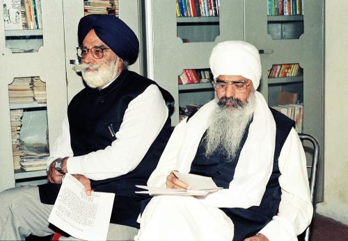 Concept of five Beloved (Panj Piyare) in Sikhism seminar (29)