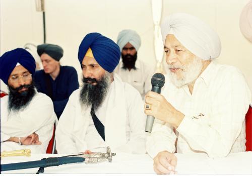 Concept of five Beloved (Panj Piyare) in Sikhism seminar (32)