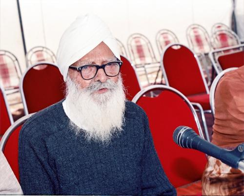 Concept of five Beloved (Panj Piyare) in Sikhism seminar (35)