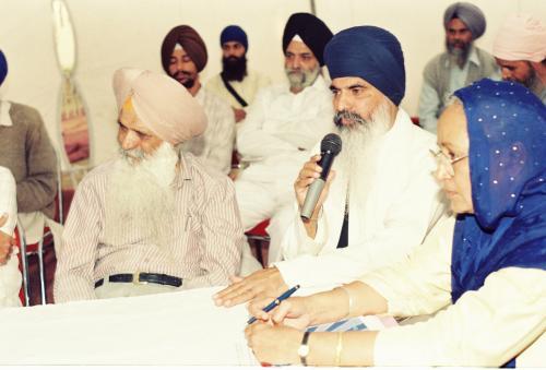 Concept of five Beloved (Panj Piyare) in Sikhism seminar (36)
