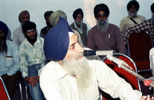 Concept of five Beloved (Panj Piyare) in Sikhism seminar (38)