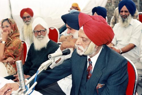 Concept of five Beloved (Panj Piyare) in Sikhism seminar (4)