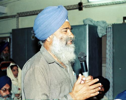 Concept of five Beloved (Panj Piyare) in Sikhism seminar (42)