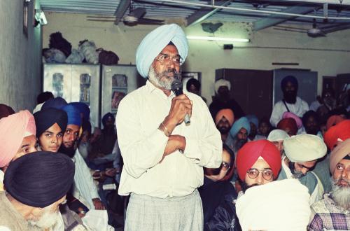 Concept of five Beloved (Panj Piyare) in Sikhism seminar (43)