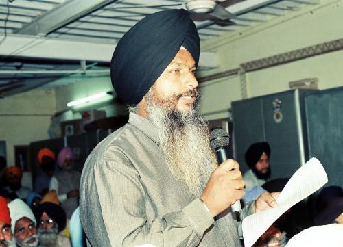 Concept of five Beloved (Panj Piyare) in Sikhism seminar (44)
