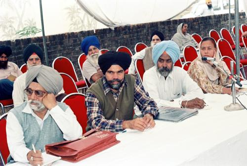 Concept of five Beloved (Panj Piyare) in Sikhism seminar (45)