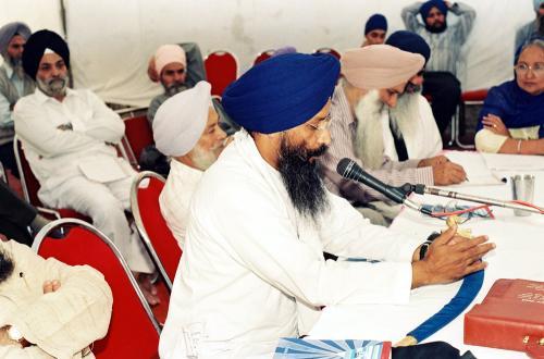 Concept of five Beloved (Panj Piyare) in Sikhism seminar (46)
