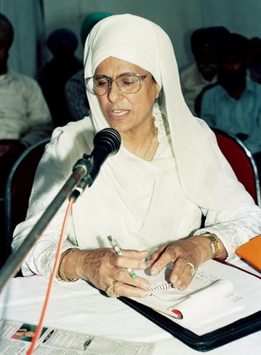 Concept of five Beloved (Panj Piyare) in Sikhism seminar (47)