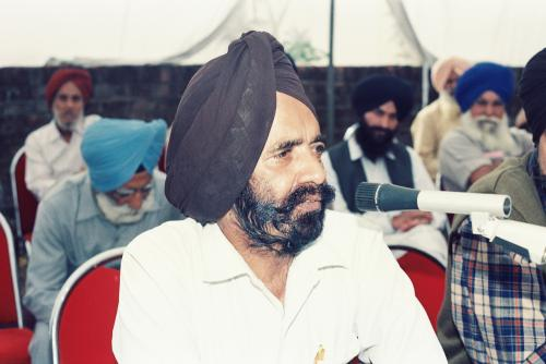Concept of five Beloved (Panj Piyare) in Sikhism seminar (48)