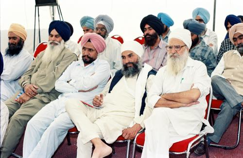 Concept of five Beloved (Panj Piyare) in Sikhism seminar (50)