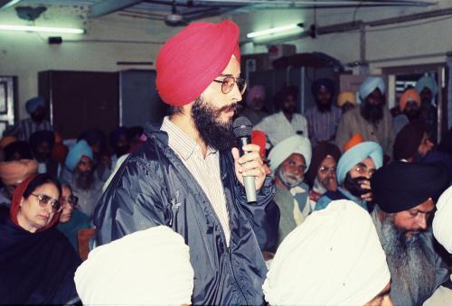 Concept of five Beloved (Panj Piyare) in Sikhism seminar (51)