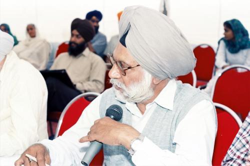 Concept of five Beloved (Panj Piyare) in Sikhism seminar (52)