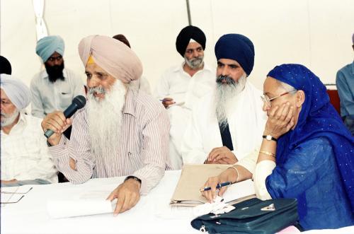 Concept of five Beloved (Panj Piyare) in Sikhism seminar (54)