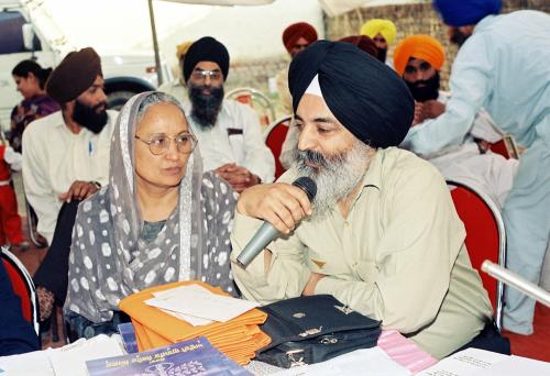 Concept of five Beloved (Panj Piyare) in Sikhism seminar (55)