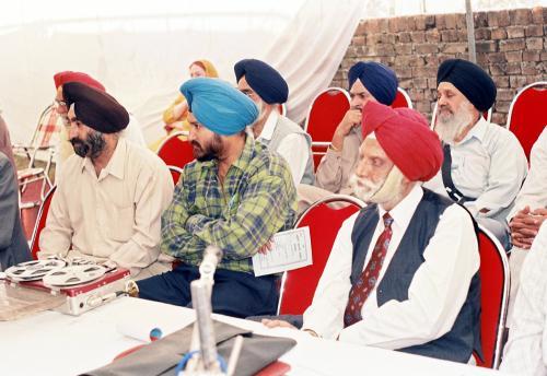 Concept of five Beloved (Panj Piyare) in Sikhism seminar (56)