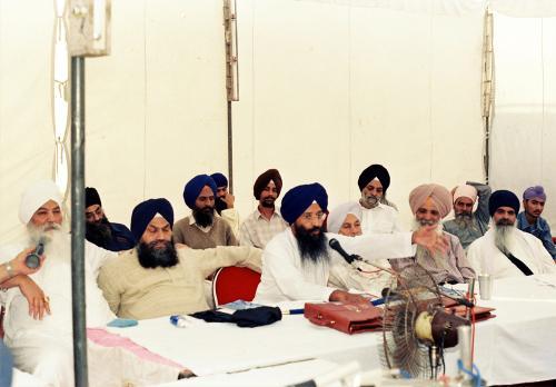 Concept of five Beloved (Panj Piyare) in Sikhism seminar (57)