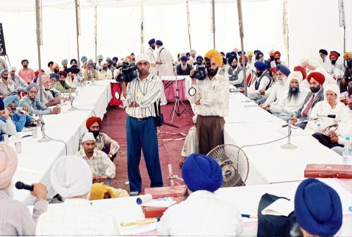 Concept of five Beloved (Panj Piyare) in Sikhism seminar (58)
