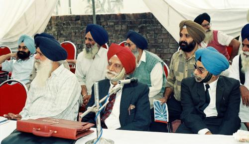 Concept of five Beloved (Panj Piyare) in Sikhism seminar (61)