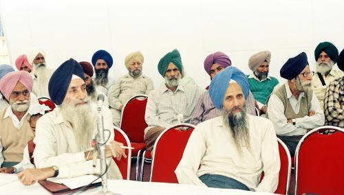 Concept of five Beloved (Panj Piyare) in Sikhism seminar (62)