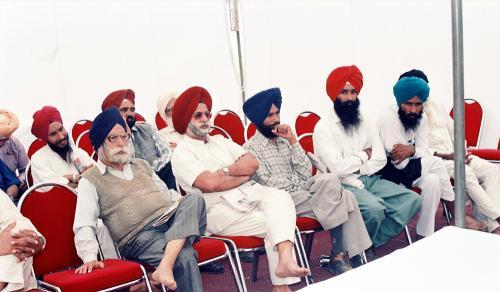 Concept of five Beloved (Panj Piyare) in Sikhism seminar (63)